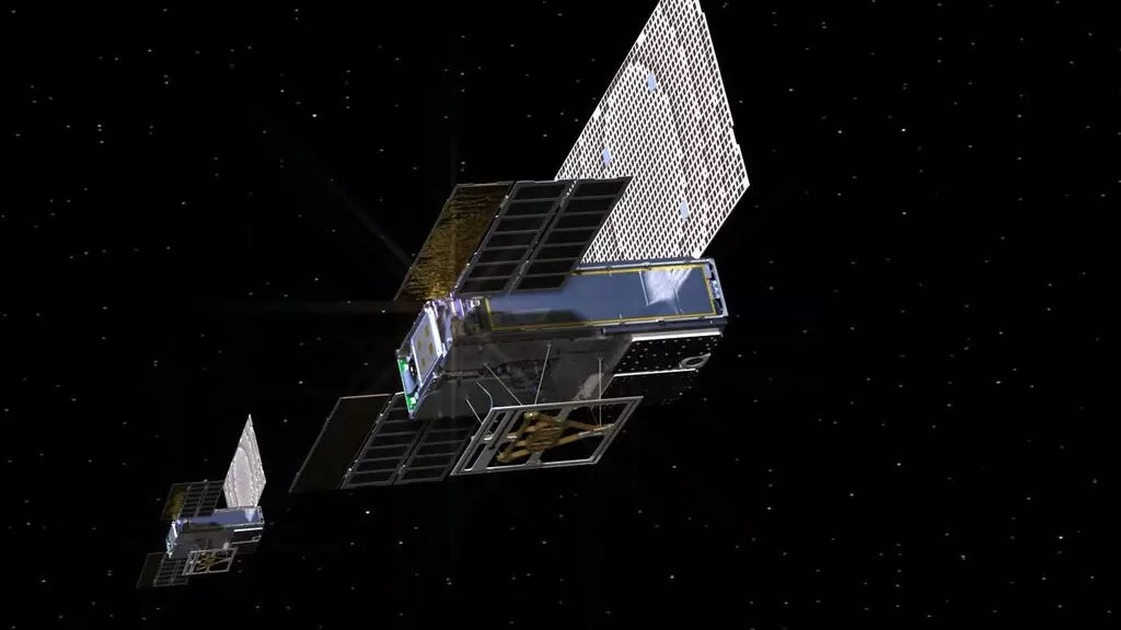 NASA's Tiny, Mars-Bound Satellites Have Successfully Signalled Home