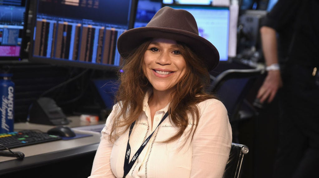 The Question May Be Answered As Rosie Perez Joins Birds Of Prey