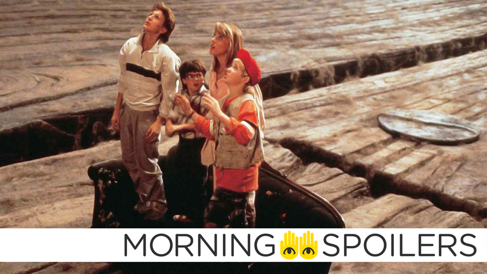 Updates From Disney's Honey I Shrunk The Kids Reboot And More