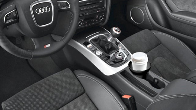 The World's Greatest Cup Holder Can Survive the World's Worst Drivers