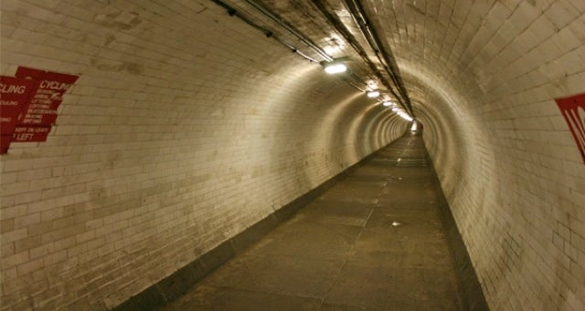 What Lies Beneath: Inside London's Secret Subterranean Spaces
