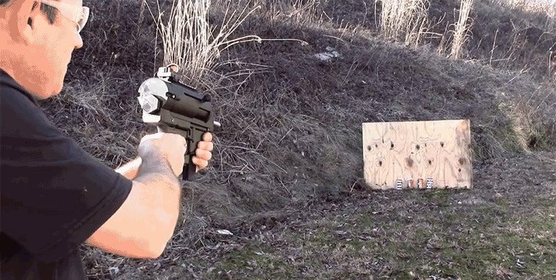 3D-Printed Semi-Automatic Gun Is Simply Terrifying