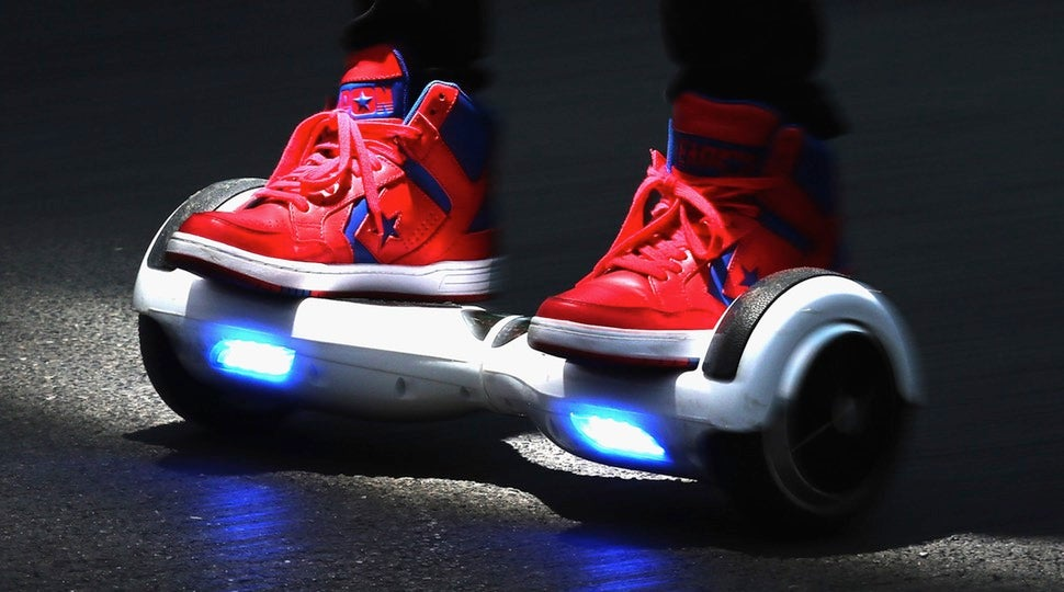 Every Place in the World That Has Banned Hoverboards