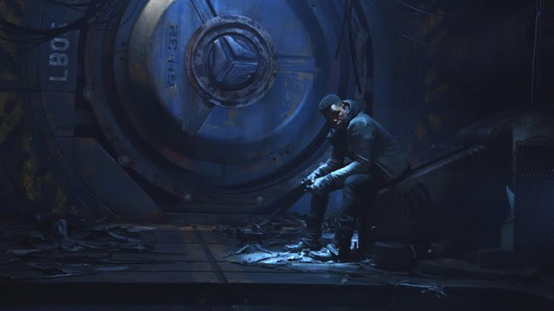 Our First Official Look At John Boyega In Pacific Rim: Uprising