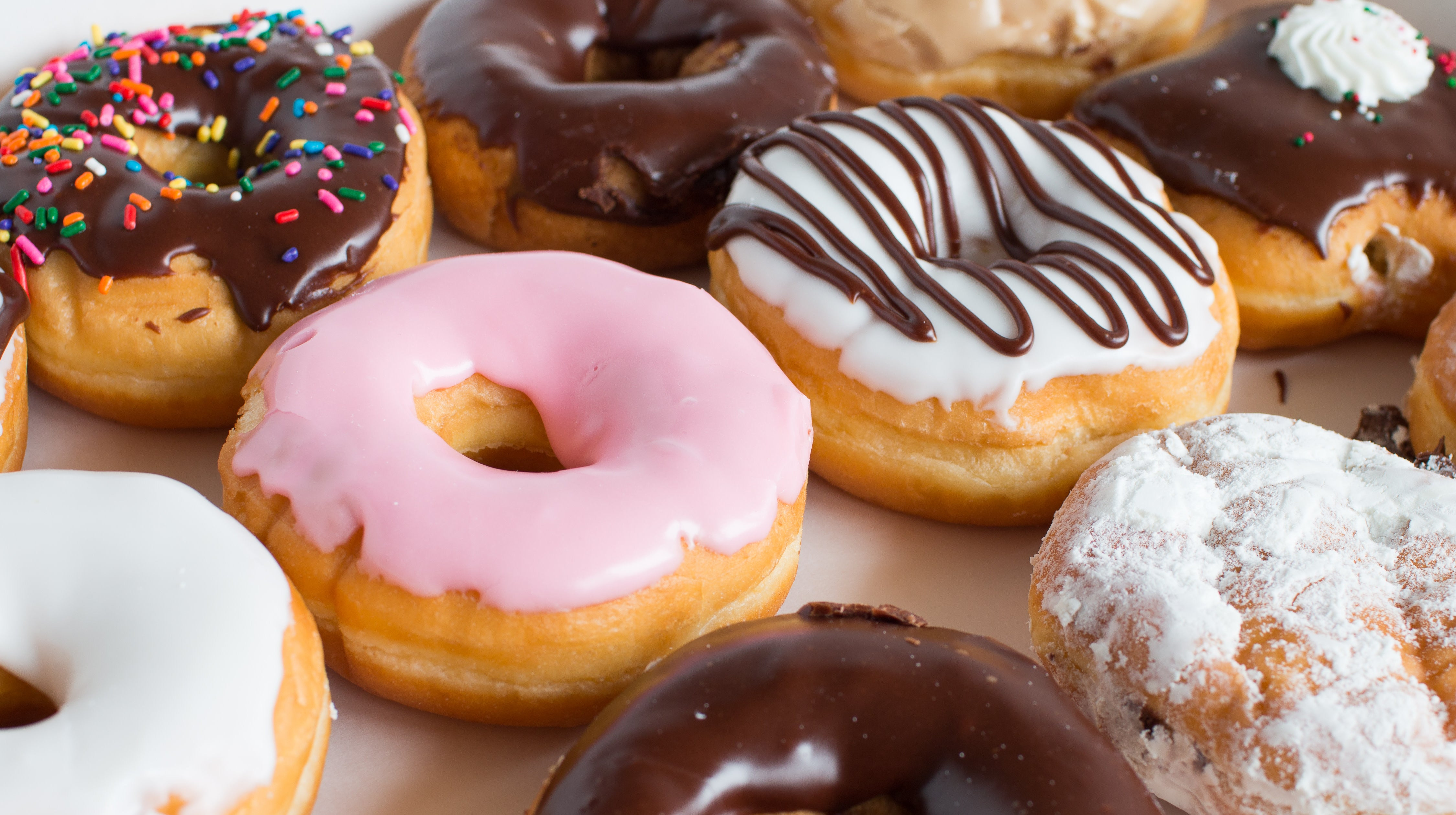 You Can Get A Free Doughnut Every Friday In March At Dunkin'