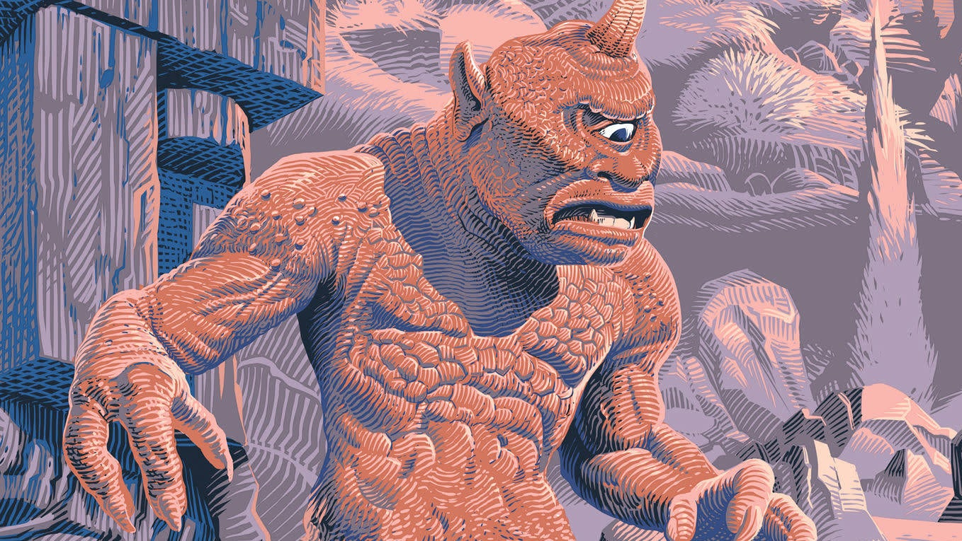 Celebrate Ray Harryhausen's 100th Birthday With This Amazing 7th Voyage Of Sinbad Merch