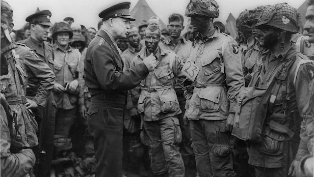 Dwight Eisenhower's Best Productivity Tricks