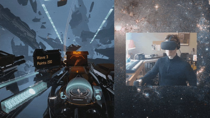 VR Game At A Glance: Space Dogfighting In EVE: Valkyrie