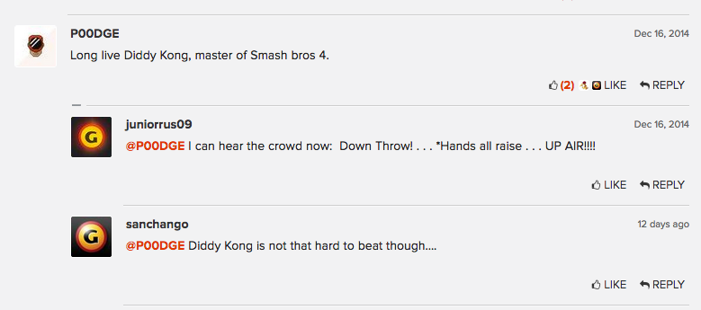 Why Hardcore Smash Bros. Players Can't Stand Diddy Kong Right Now