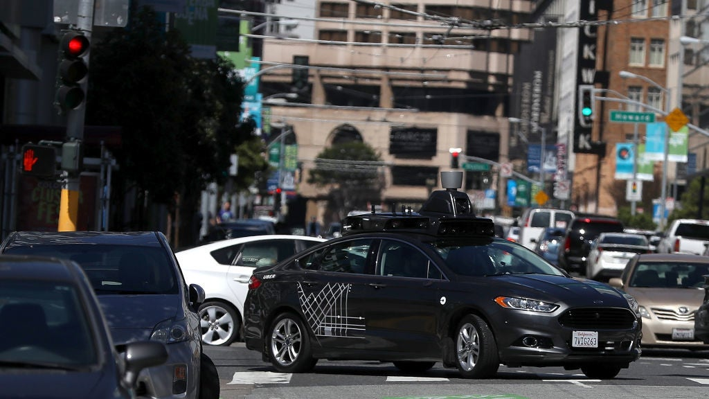 Uber's Self-Driving Unit Gets New Head Of Hardware After Levandowski Firing