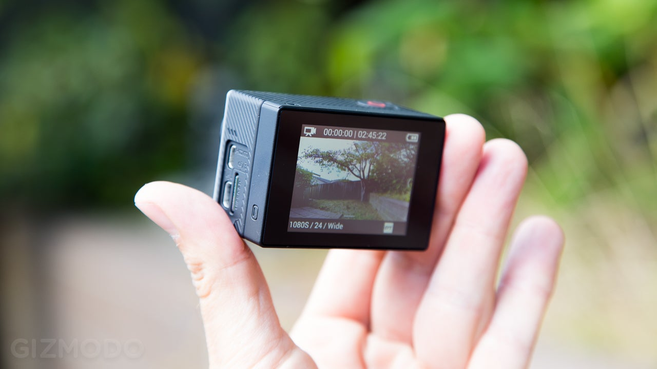 GoPro Hero4 Hands On The Best Action Cam Goes 4K Beast For A