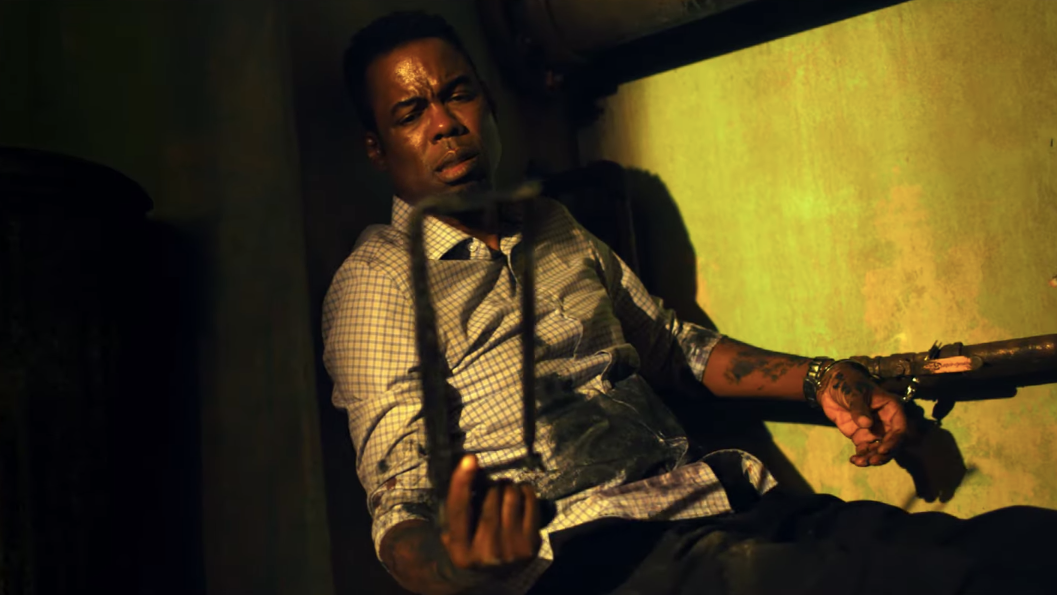 In Spiral's First Trailer, Chris Rock And His Fellow Cops Are Running Scared