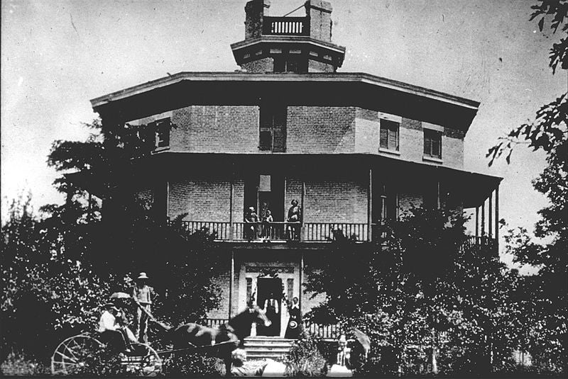 What Utopias Have to Do With the 19th Century Craze for Octagon Houses