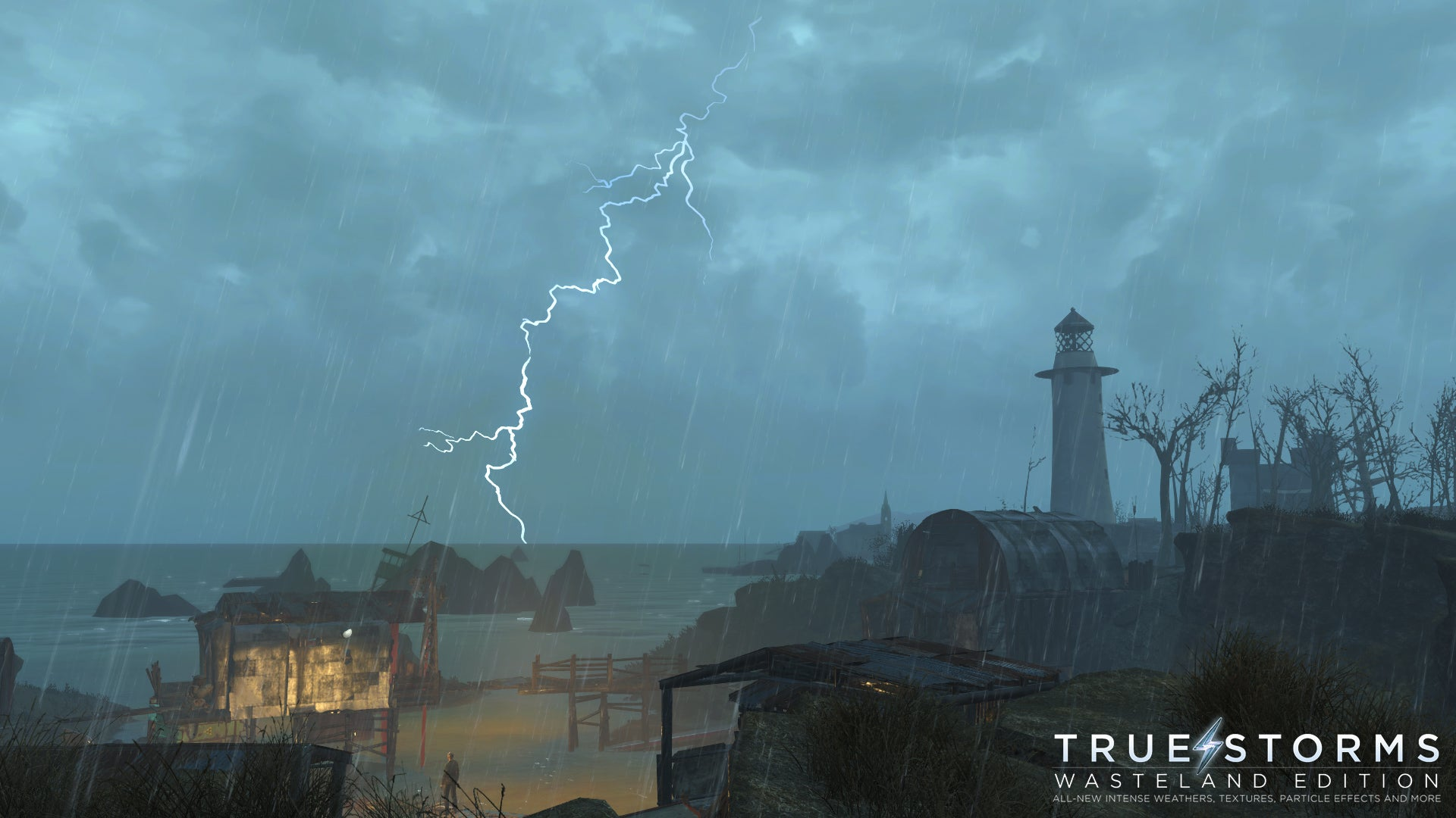 The Most Popular Fallout 4 Mod Right Now Is For...Extreme Weather