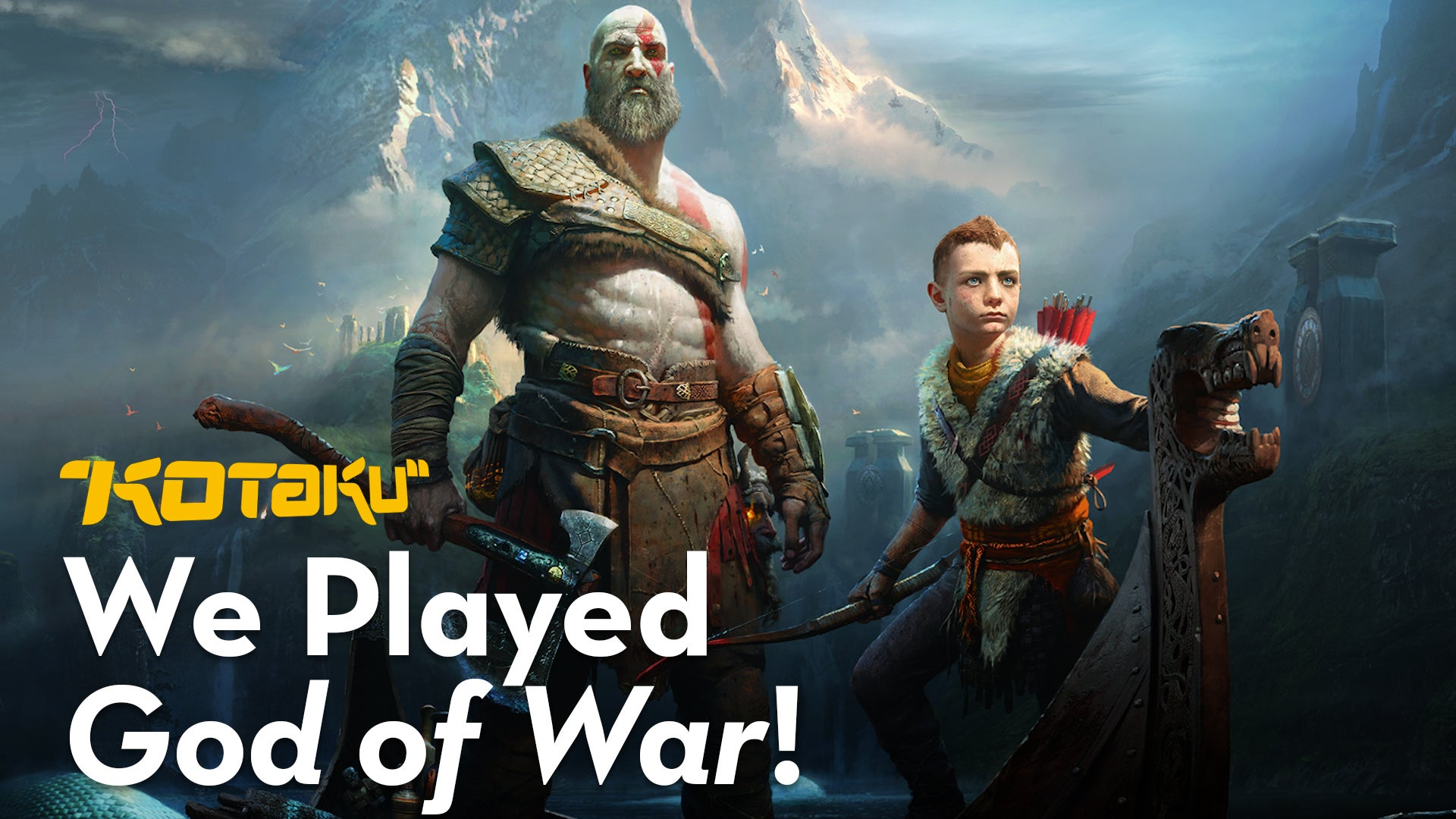 6 Reasons Why God Of War Totally Owns