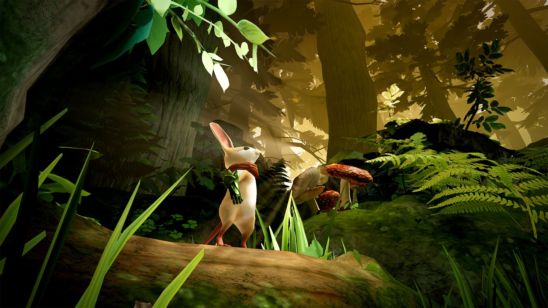 VR Game Moss Wants To Make This Tiny Mouse Your Best Friend