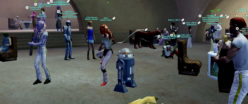 Star Wars Galaxies Is Dead, But These People Are Keeping It Alive