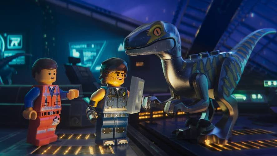 The Team Behind The Lego Movie 2 Describes What Went Into Those Surprising Cameos