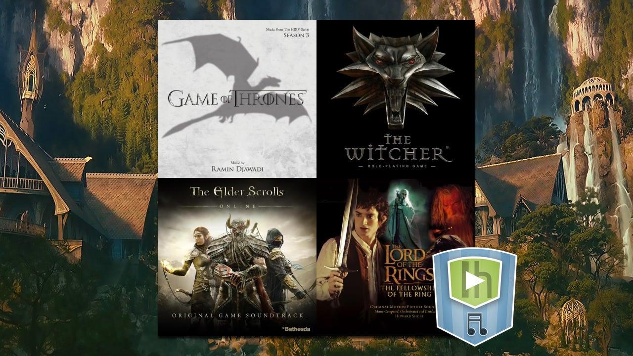 The Fantasy Soundtrack Playlist