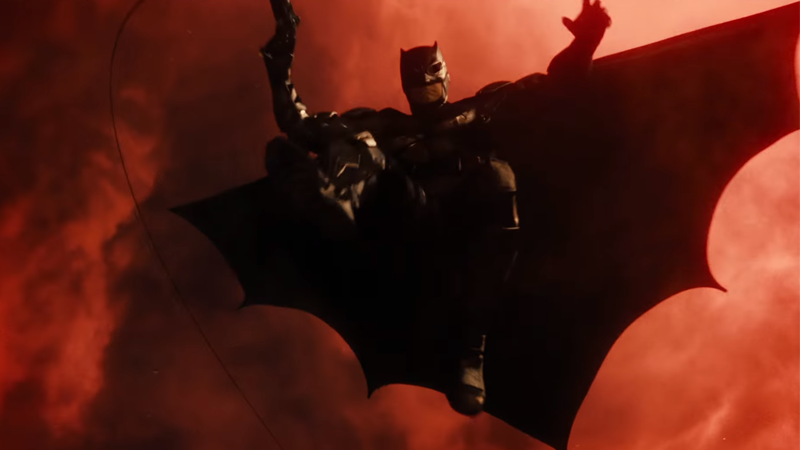 The Batman reportedly won't be part of the DC extended universe