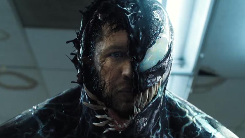 In The New VenomTrailer, Eddie Brock Meets The Beast Within