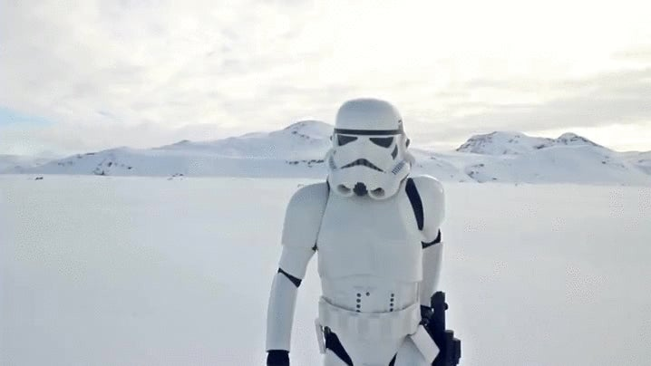 Even The Empire's Elite Soldiers Fall In Love, According To Bara Heiða's Stormtrooper