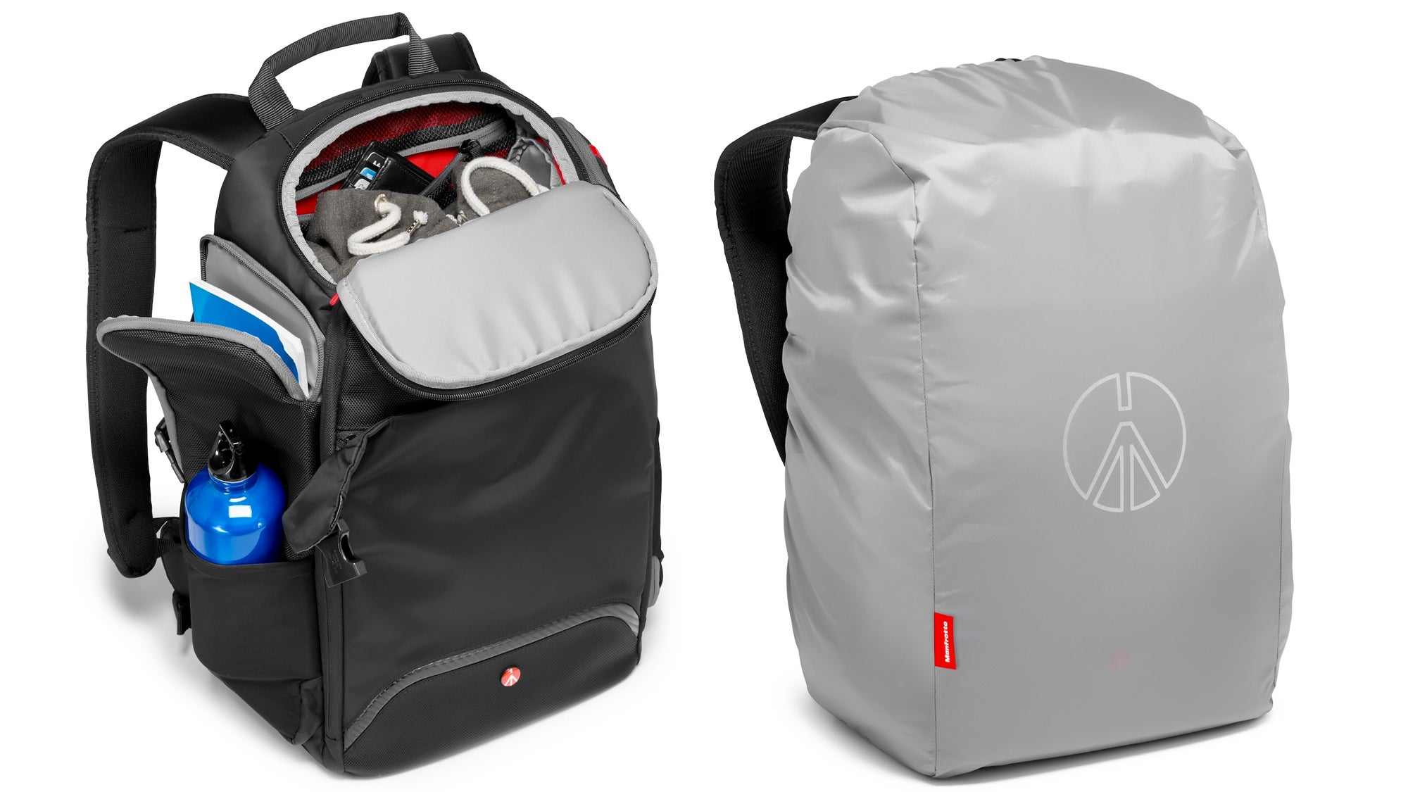 A Rear Opening on Manfrotto's New Pack Protects Camera Gear With Your Body