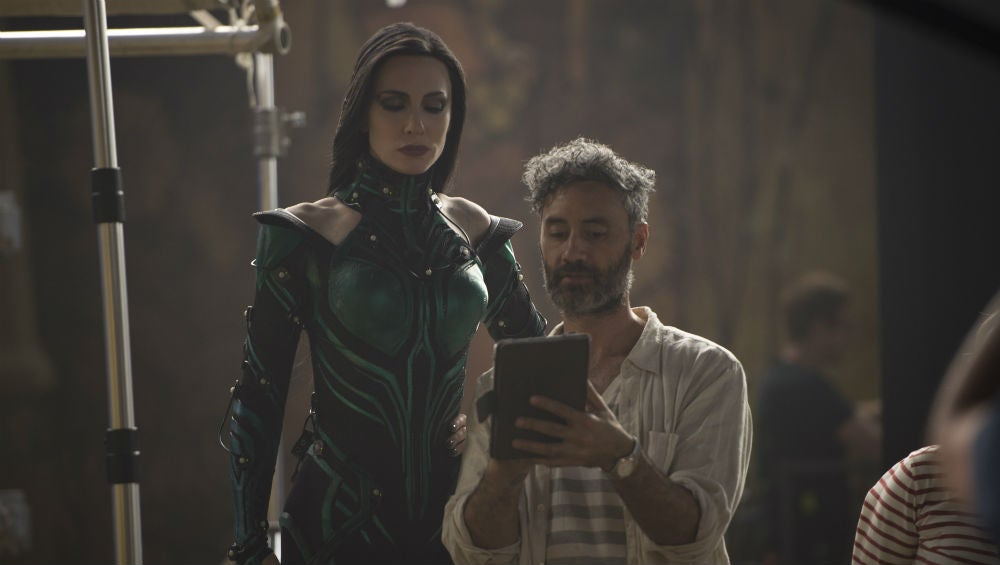 With The Thor Franchise, Taika Waititi Saw An Underdog He Could Get Behind