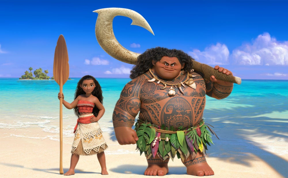 Early Reviews Rave About Disney'sMoana And Compare It To The Little Mermaid