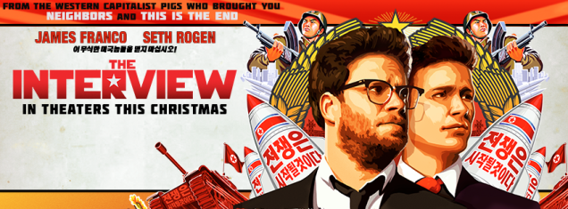 Sony Has No Current Plans to Release The Interview In Any Way