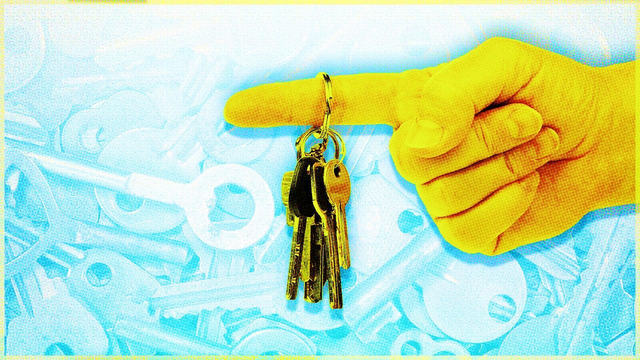 Four Ways To Minimise Your Key Ring