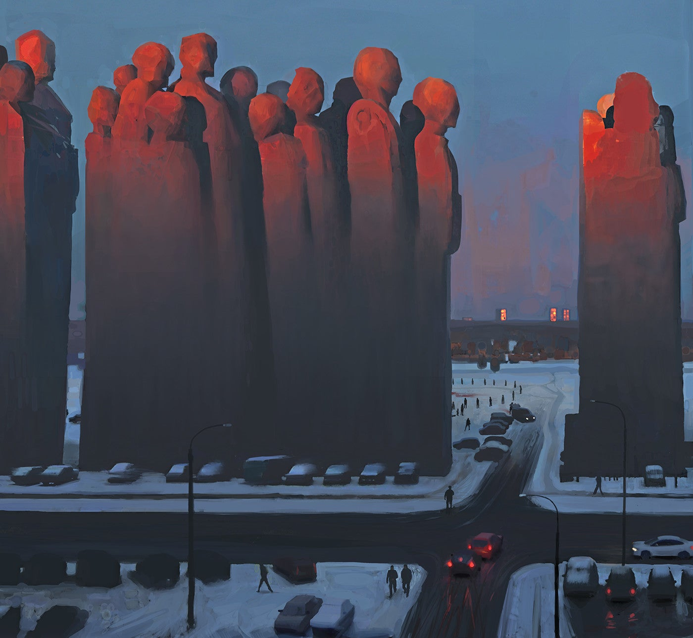 The Giants Of Industry