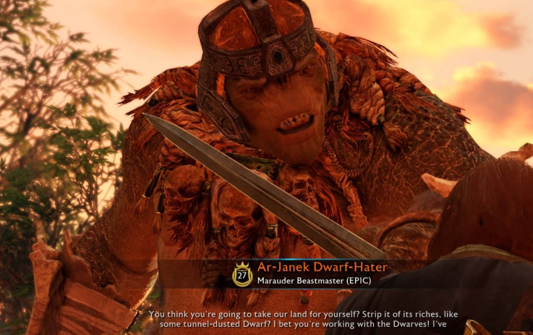 25 Of The Funniest (And Horniest) Shadow Of War Orcs
