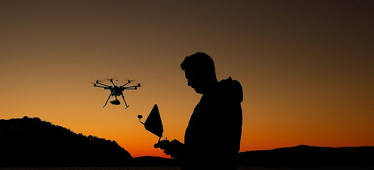 FAA Will Let Hollywood Use Commercial Drones to Shoot Movies