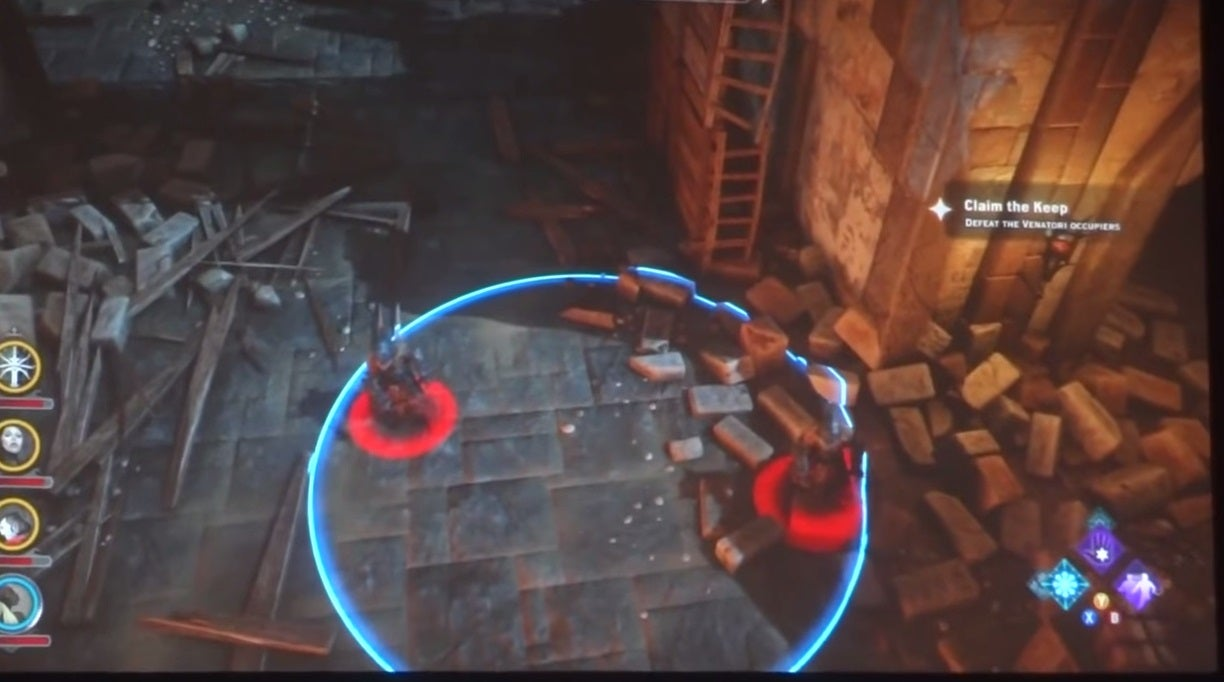 Dragon Age: Inquisition Used To Be A Way Different Game
