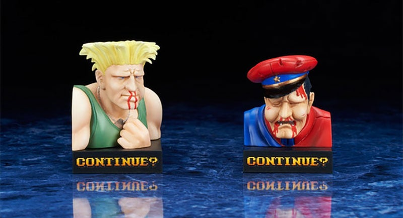 Bring Me The Heads Of Street Fighter II's Defeated Characters
