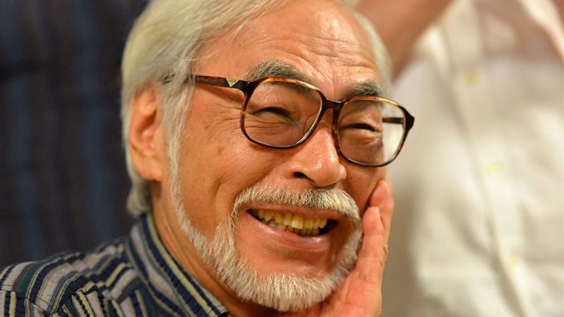 Hayao Miyazaki Apparently Doesn't Know What Streaming Services Are