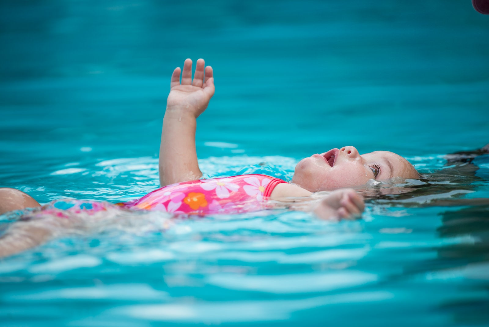 Swimming Lessons Can't Drown-Proof Your Toddler