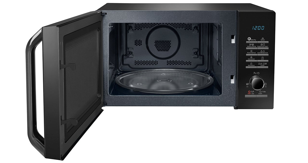 A Microwave That Promises To Fry Your Food Without a Drop of Oil