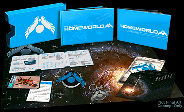 In Which I Overreact To The Homeworld Remake Box Art