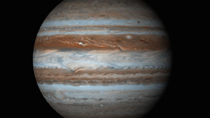 The Bizarre Way Jupiter Helped Life Evolve on Earth