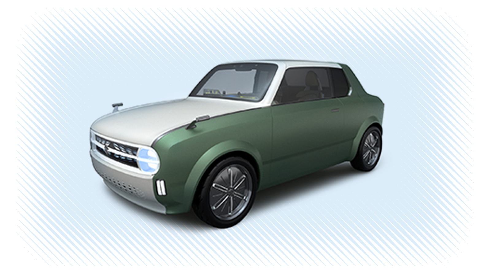 Suzuki Imagines A World Of Cars Too Good For Us