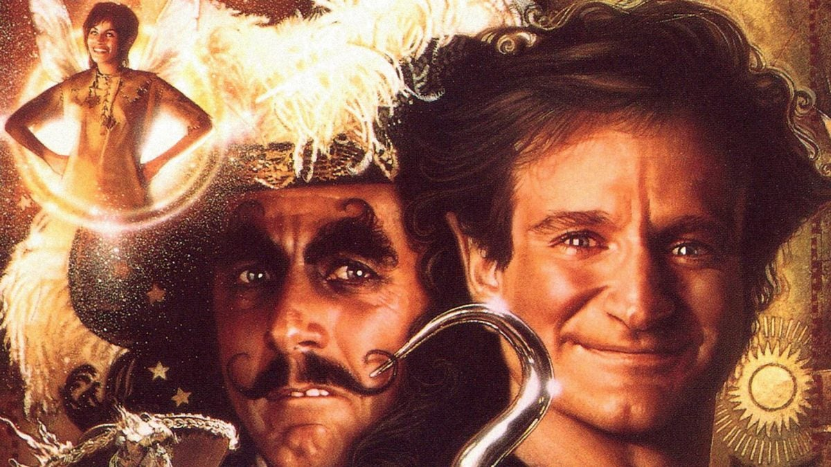 Hook Has Enough Unforgettable Moments To Cover Its Considerable Flaws