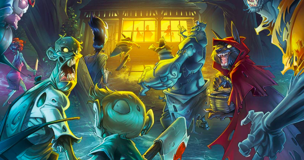 Finally, A Horror Board Game Where You Are The Monster Killing The Obnoxious Teens