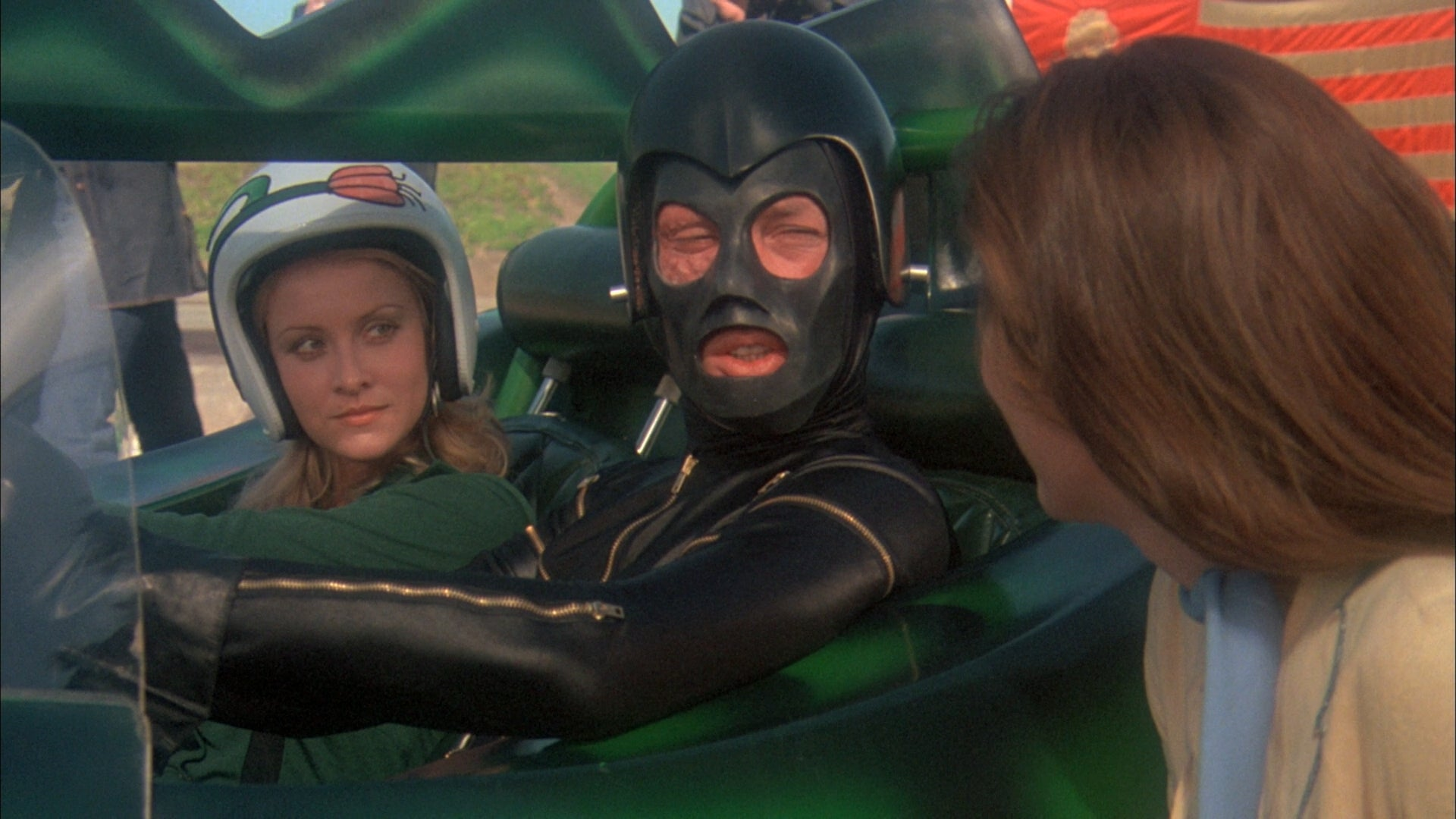 Death Race Returns With B-Movie King Roger Corman at the Wheel