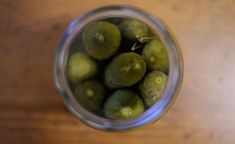 Reuse Old Pickle Jars for Even More Flavorful Homemade Pickles