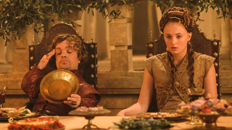 Game Of Thrones' Studio Experience Should Have Better Food Options, Dammit