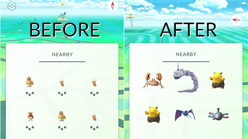 Pokemon GO Update Fixes Three-Step Glitch By Removing Steps Entirely