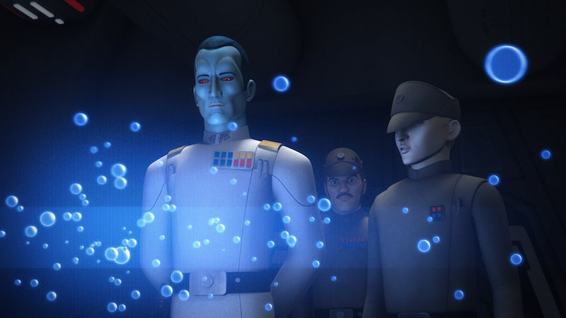 Every New (And Returning) Development Thrawn Brings To The Star Wars Universe