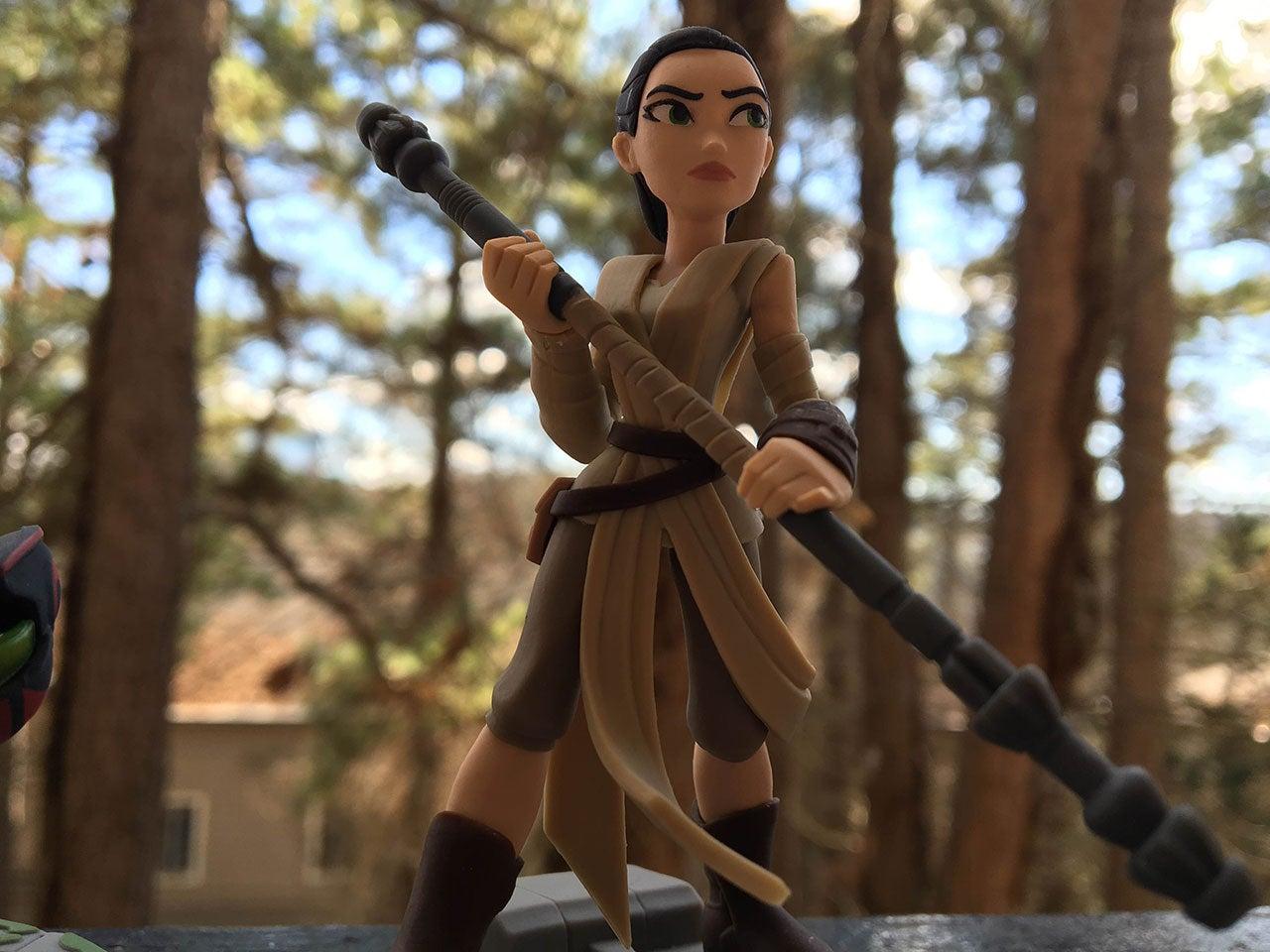Star Wars The Force Awakens Deserves A Better Disney Infinity Play Set